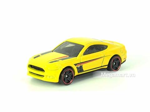 Thiết kế ấn tượng của Hot Wheels 2015 Ford Mustang GT