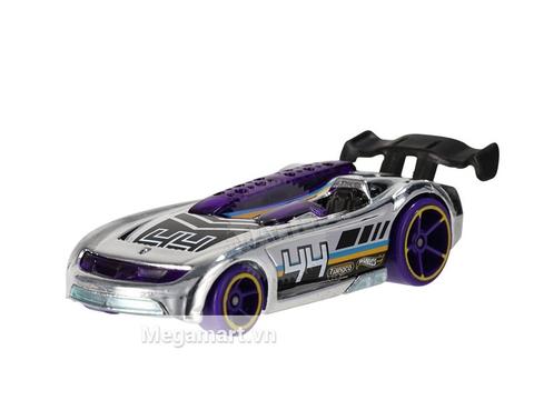 Mô hình xe Hot Wheels Battle Spec mạnh mẽ và ấn tượng
