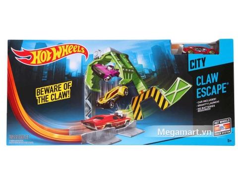 Hot Wheels Claw Escape - ảnh bìa sản phẩm