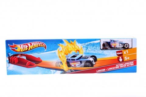 Hot Wheels đường đua cơ bản - Vỏ hộp sản phẩm