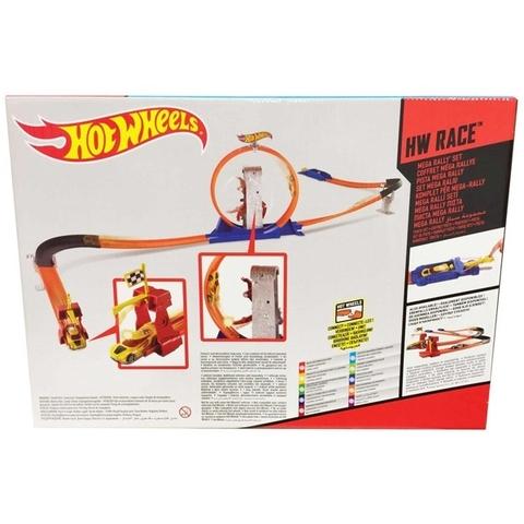 Đồ chơi Hot Wheels Vòng tròn siêu tốc mô hình an toàn cho bé tha hồ sáng tạo