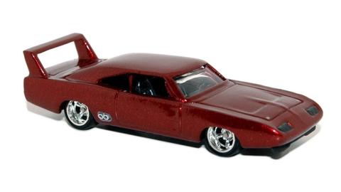 Mô hình xe Hot Wheels Fast & Furious 69 Dodge Charger Daytona thỏa mãn ước mơ xe đua tốc độ của bé