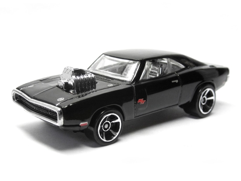 Đồ chơi mô hình Hot Wheels Fast & Furious 70 Dodge Charger R/T giúp phát triển kỹ năng cho bé