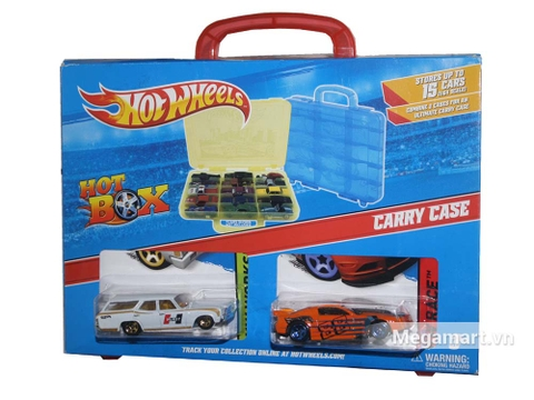 Thông tin chung bộ Hot Wheels Hộp sưu tập siêu xe