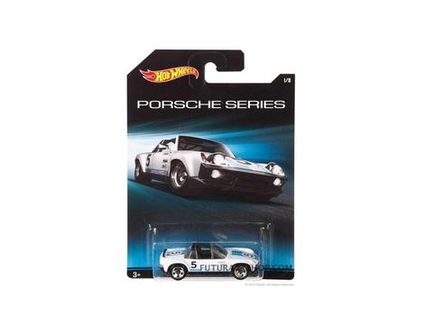 Vỏ hộp đựng Hot Wheels Porsche 914-6