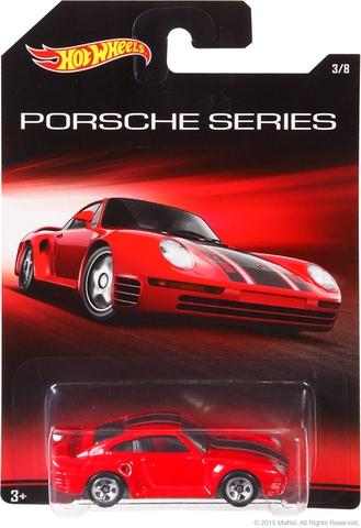 Vỏ hộp đựng mô hình xe Hot Wheels Porsche 959
