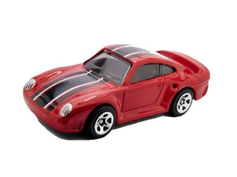 Mô hình xe Hot Wheels Porsche 959 phát triển kỹ năng và tư duy cho bé