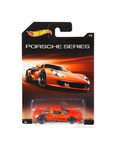 Vỏ hộp đựng mô hình Hot Wheels Porsche Carrera GT