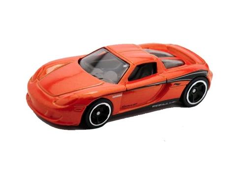 Mô hình Hot Wheels Porsche Carrera GT với thiết kế nổi bật