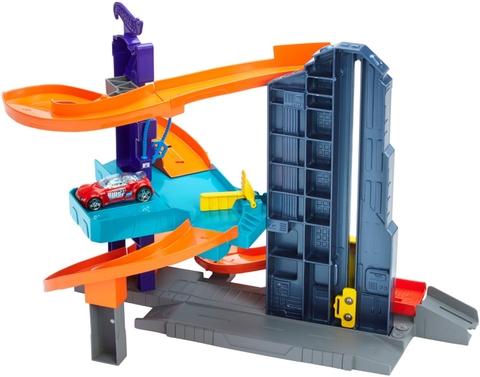 Hot Wheels Tháp đua - toàn bộ các chi tiết