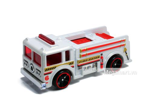 Mô hình xe Hot Wheels Xe đổi màu Fire-Eater