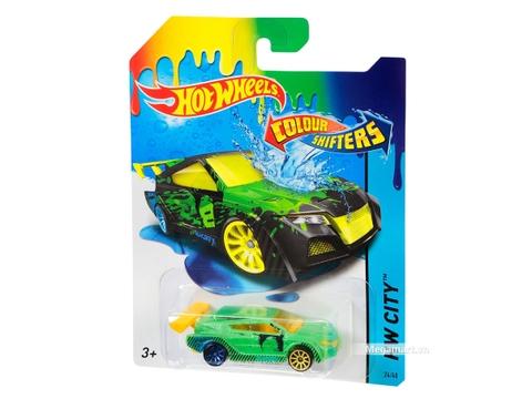 Hot Wheels Xe đổi màu HWTF Loop Car-CFM46 - Ảnh sản phẩm từ bên ngoài