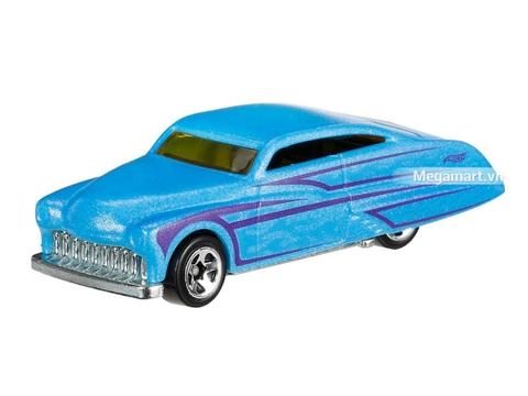 Hot Wheels Xe đổi màu Purple Passion-BHR52 - Khi nhìn cận cảnh