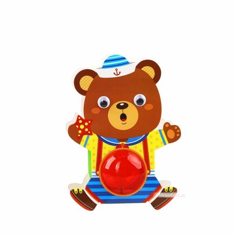 Kibu Lồng đèn thú xinh - Gấu thủy thủ