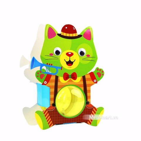 Kibu Lồng đèn thú xinh - Mèo nhạc sĩ