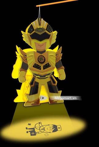 Kibu Lồng đèn ước mơ siêu nhân - hiện đại