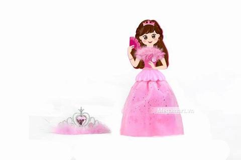 Kibu Lồng đèn công chúa ước mơ - kiêu kỳ