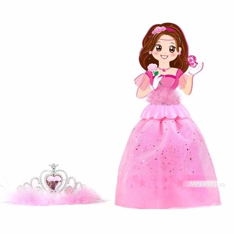 Kibu Lồng đèn công chúa ước mơ - thiên nhiên