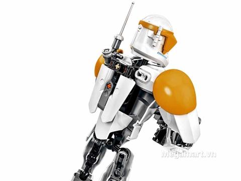 Từng chi tiết của bộ Lego được thiết kế đầy thẩm mỹ