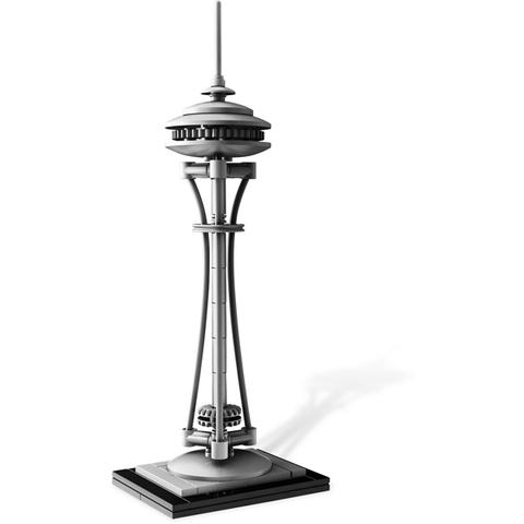 Bộ xếp hình Lego Architecture 21003 - Tháp Space Needle độc đáo