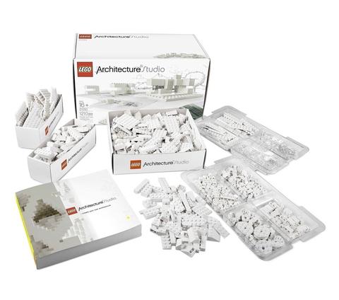 Lego Architecture 21050 - Kiến Trúc Sư - toàn bộ các chi tiết