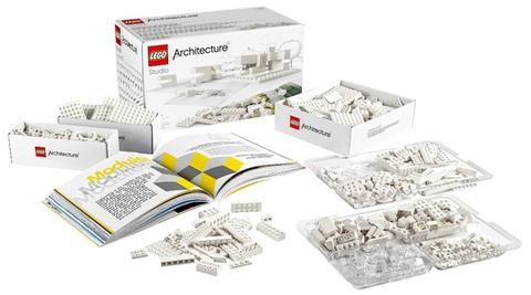 Lego Architecture 21050 - Kiến Trúc Sư - bộ sản phẩm trí tuệ