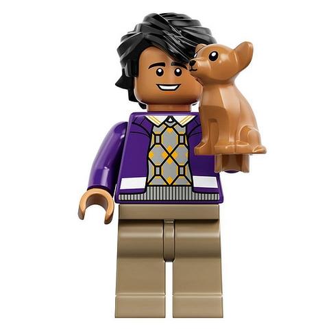 Lego Ideas 21302 - Bí mật vụ nổ Big Bang - chi tiết trong bộ đồ chơi