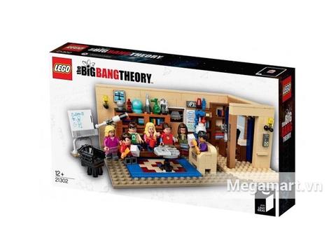 Ảnh bìa sản phẩm Lego Ideas 21302 - Bí mật vụ nổ Big Bang