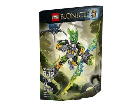 Hình ảnh vỏ hộp bộ Lego Bionicle 70778 - Hộ vệ rừng