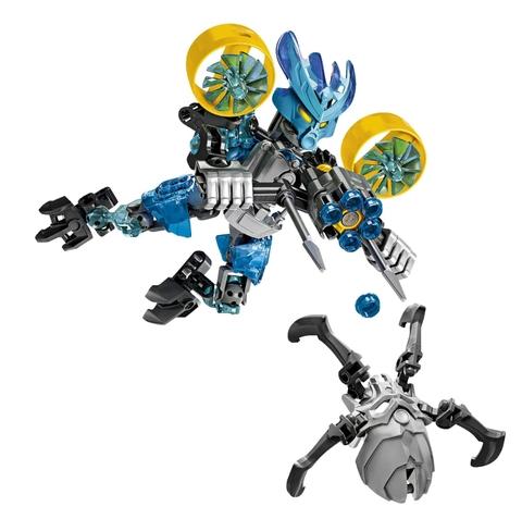 Bộ xếp hình Lego Bionicle 70780 - Hộ vệ nước dành cho bé từ 6 - 12 tuổi