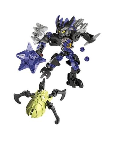 Lego Bionicle 70781 - Hộ Vệ Đất phù hợp với bé từ 6 - 12 tuổi