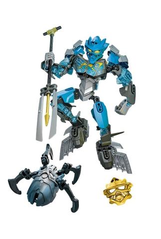 Lego Bionicle 70786- Thần nước Gali dũng mãnh