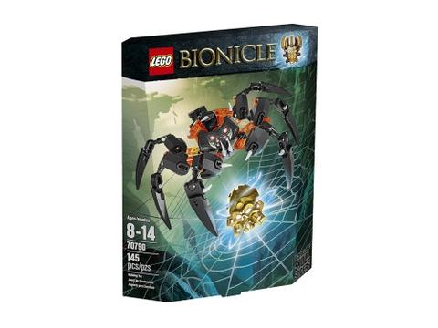 Hình ảnh vỏ hộp bộ Lego Bionicle 70790 - Chúa tể nhện