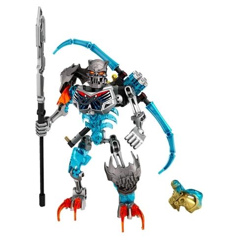 Mô hình Lego Bionicle 70791 - Chiến binh đầu sọ