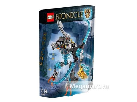Hình ảnh vỏ ngoài của Lego Bionicle 70791 - Chiến binh đầu sọ