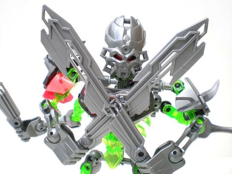 Đồ chơi Lego Bionicle 70792 - Máy Chém Đầu Sọ phát triển trí tuệ cho bé