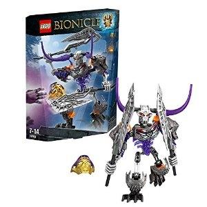 Toàn bộ sản phẩm bộ đồ chơi xếp hình Lego Bionicle 70793 - Đồ Tể Đầu Sọ hoàn hảo độc đáo