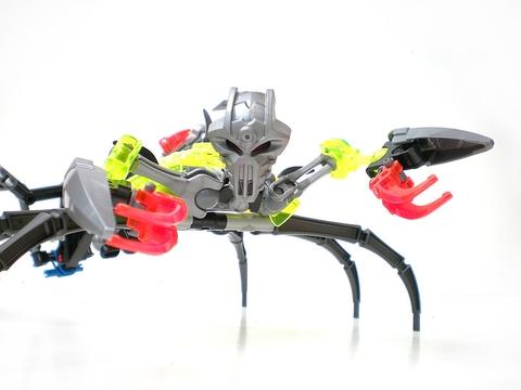 Đồ chơi Lego Bionicle 70794 - Bò Cạp Đầu Sọ dễ chơi, dễ khám phá