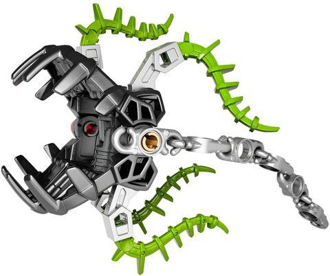 Lego Bionicle 71300 - Sinh Vật Rừng Uxar rèn luyện tính tỉ mỉ cho bé
