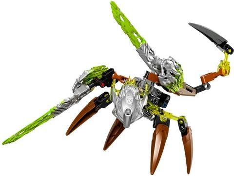 Bộ xếp hình Lego Bionicle 71301 - Sinh vật Đá Ketar dễ chơi, dễ lắp ghép