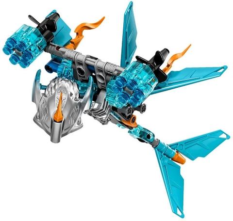 Bộ xếp hình Lego Bionicle 71302 - Sinh Vật Nước Akida với thiết kế đầy sáng tạo