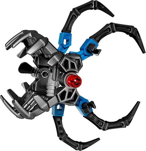 Đồ chơi Lego Bionicle 71302 - Sinh Vật Nước Akida an toàn cho bé sáng tạo