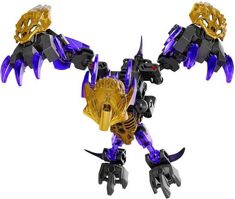 Bộ xếp hình Lego Bionicle 71304 - Sinh Vật Đất Terak với các chi tiết tinh xảo và ấn tượng