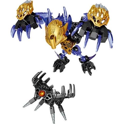 Các chi tiết có trong bộ đồ chơi Lego Bionicle 71304 - Sinh Vật Đất Terak