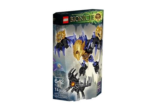 Hình ảnh vỏ hộp bộ đồ chơi Lego Bionicle 71304 - Sinh Vật Đất Terak