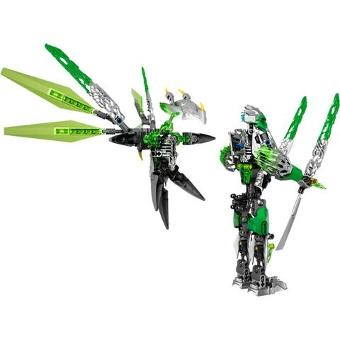 Bộ đồ chơi Lego Bionicle 71305 - Thần Rừng Lewa thiết kế mạnh mẽ tinh tế