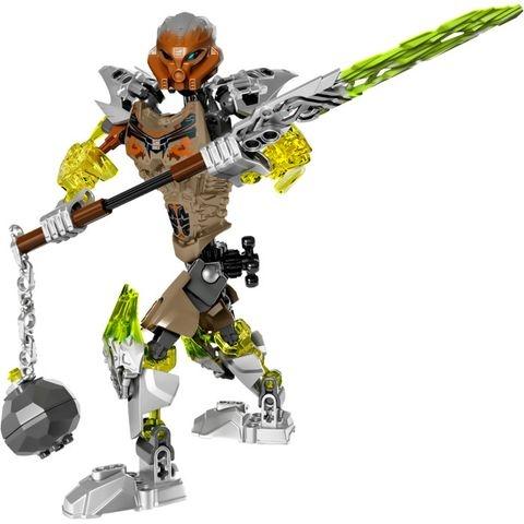 Bộ ghép hình thông minh Lego Bionicle 71306 - Thần Đá Pohatu cho bé tha hồ sáng tạo
