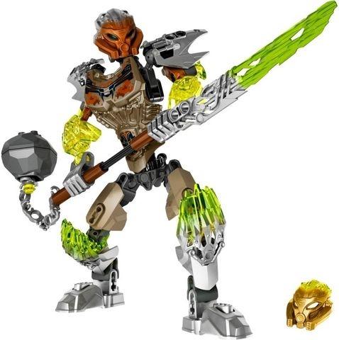 Bộ xếp hình Lego Bionicle 71306 - Thần Đá Pohatu độc đáo