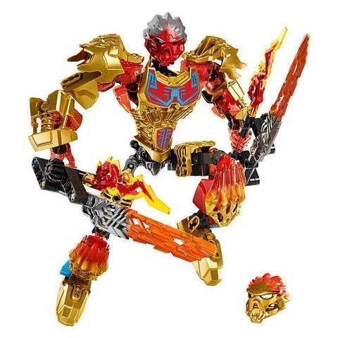 Đồ chơi Lego Bionicle 71308 - Thần Lửa Tahu giúp phát triển tư duy cho bé