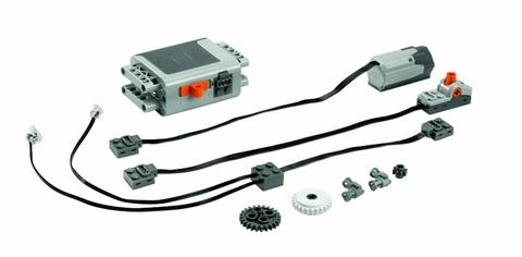 Lego Power Functions 8293 - Bộ Động Cơ Power Functions - các chi tiết trong sản phẩm